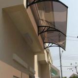 Тент сени дождя поликарбоната для укрытия тента окна