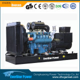 250kVA Silent Diesel Generator Powered da Doosan Engine P126ti