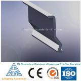 Окисленная алюминиевая рамка панели солнечных батарей