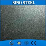 Heißes eingetauchtes galvanisiertes Stahlblech des regelmäßigen Flitter-Jisg3302