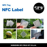 Nfc Tag Pet impermeable ISO14443A Ultraligero