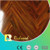 Commercial 12.3mm Mirror Maple Sound Absorving Laminate Floor