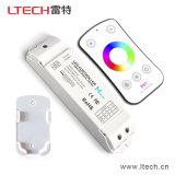 2.4G RF薄暗くなることのためのM4-5Aを遠隔LEDのコントローラのカラーサークルM4の使用