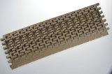Abgeschrägtes Rand-modulares Plastikförderband für seitliches Tranfer