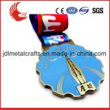 Medaglia di bronzo di disegno di Lacework di effetto del commercio all'ingrosso della fabbrica 2D