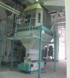 広く利用された飼料の加工ラインか飼料の製造所のプラント