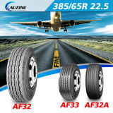 Neumático sin tubo TBR para el rodillo impulsor 385/65r22.5 con el PUNTO del ECE
