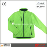 OEM barato Mens Outdoor Jacket Softshell Waterproof