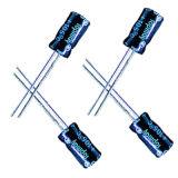 размер Tmce13 электролитического конденсатора 25V 4.7mf 105c/85c алюминиевый миниатюрный