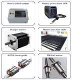 вырезывание плазмы CNC 100A промышленное с Thc