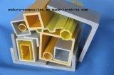 Perfil de FRP/perfiles de Pultruded/perfil de la fibra de vidrio