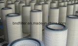 Cartucho de filtro del pulso de la turbina de gas