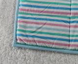 Quilt pequeno da folha do fundamento das crianças do bebê 100%Cotton