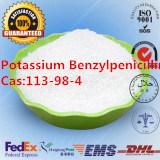 Cp/USP/Bp/Jp Benzylpenicillin van het Kalium (CAS Nr 113-98-4)