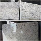 Слябы гранита Даллас оптовой Polished белой галактики белые колониальные белые