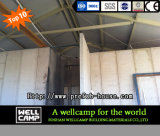 Chalet prefabricado móvil concreto de la venta caliente de Wellcamp