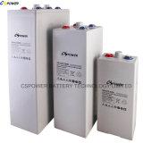 Батарея 2V1500ah Opzv изготовления свинцовокислотная для солнечного хранения