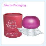 豪華で多彩なペーパー円形の包装の香水ボックス