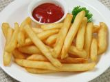 Pommes frites de prix bas de l'Afrique faisant la machine