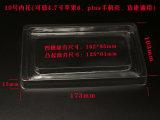 Het aangepaste Verpakkende Dienblad van de Blaar van het Huisdier van pvc van de Telefoon van de Chocolade USB