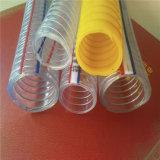 """manguera espiral del alambre de acero del PVC del 1/2 """""""