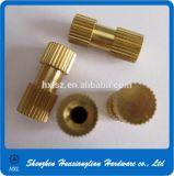 긴 둥근 견과를 연결하는 알루미늄 스테인리스 /Brass