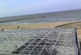 Azotea impermeable de acero de los blanqueadores de la estructura de espacio