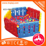 Пластмасса малышей играя комплекты бассеина шарика океана