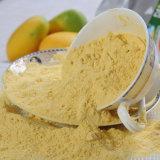 Polvo secado a presión de aire de la fruta del mango del polvo del mango de la fuente de Fatory del sabor natural del polvo directo del mango