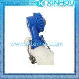 Bec de pulvérisation réglable en plastique de démontage rapide d'agrafe