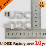 Vara personalizada proeminente do USB do metal do logotipo da letra/caráter (YT-1803L)