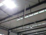 大量4.8mの直径(1100squareメートル)、工場のための低速(86RPM)産業ファン
