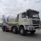De Concrete Mixer van Shacman F3000 8X4