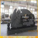 Memoriais americanos Headstone de Direct Sale Deisgn da fábrica para o cemitério