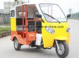 3개의 바퀴 Tuktuk 전송자 기관자전차