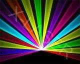 Neuer Year Best Sale 8W Cheap RGB Full Color Laser Light für Sale, Nitghtclub Lighting Systems, DJ Disco Light, Scanner Analog Laser Lighting
