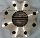 Ansatz Type (rundes) Double Disc Swing Check Valve