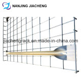 Decking ricoperto o galvanizzato della polvere saldata della rete metallica per la cremagliera