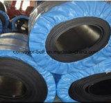 Correia transportadora de borracha do cabo de aço resistente frio