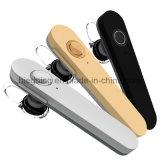 Auricular a nivel superior Bluetooth de la configuración con el receptor de cabeza inteligente usado de Bluetooth de los teléfonos móviles