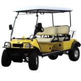 Veicolo con errori 4seat Del2042z di /Utility del carrello di /Hunting di golf
