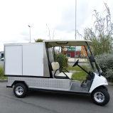 Carrello pranzante elettrico di consegna del pasto del carrello utilizzato nel terreno da golf