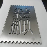 Máquina de estaca do laser do metal e do metalóide de Jitai