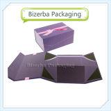 Empaquetage fabriqué à la main de papier de carton