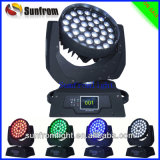 36 10W Zoom LED Moving Head Wash und Lichtstrahl-Licht
