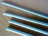 Гальванизированный полный винт продетой нитку штанги сделанной в Китае