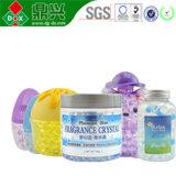 洗面所OEMのカスタムプラスチック芳香剤Contanierのための防臭剤