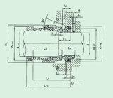 Selo mecânico padrão com única extremidade (HB7)