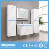 Hot LED Light Touch commutateur haute brillance de la peinture Lavabo-B805D