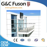Material de construcción Precio Fachada Panel de pared Aluminio Vidrio Muro cortina